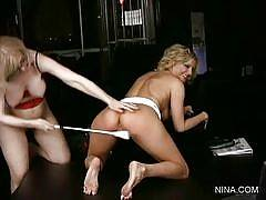 Nina - Lya Pink Nina Hartley