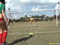 Tiffany Tyler. The goal hole