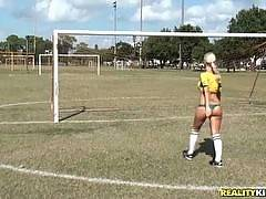 Tiffany Tyler. The goal hole